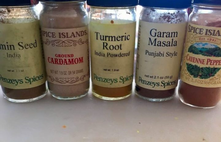 Moroccan-Style Soup Spices