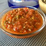 Fresh Winter Salsa