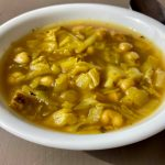 Curried Cabbage Soup
