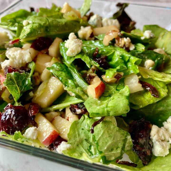 Deluxe Waldorf Salad