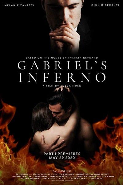 Eszter és Anita moziba megy – Gabriel's Inferno (2020)