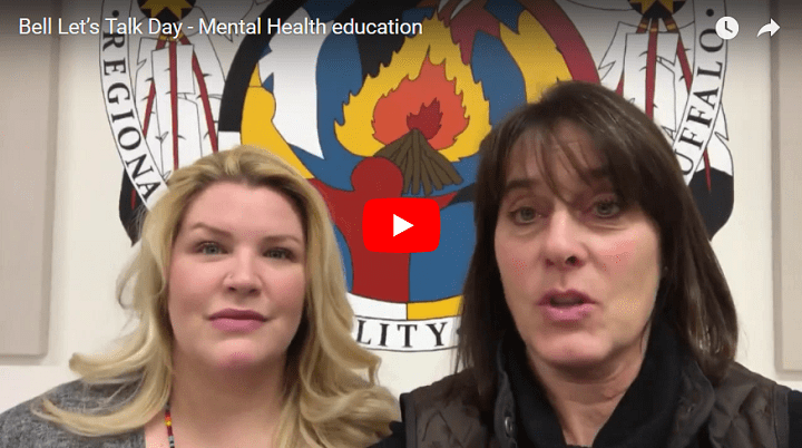 Bell Let's Talk – Mental Health Education