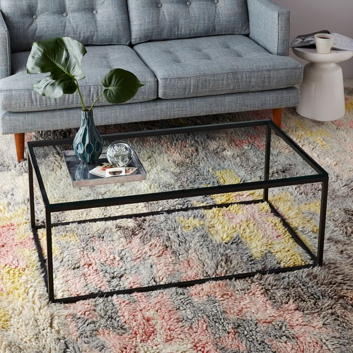 How To Find West Elm Coffee Table Glass