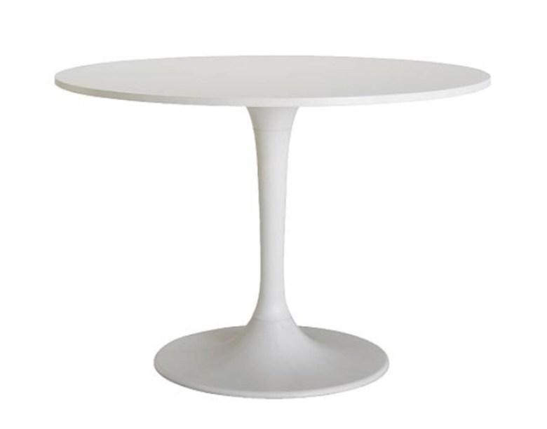 IKEA DOCKSTA white tulip table