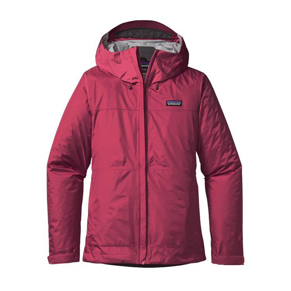 Alaskan Cruise Packing Tips: 3. And last but not least, a rain jacket is another top priority wardrobe essential for this trip! Patagonia women red sidesend jacket