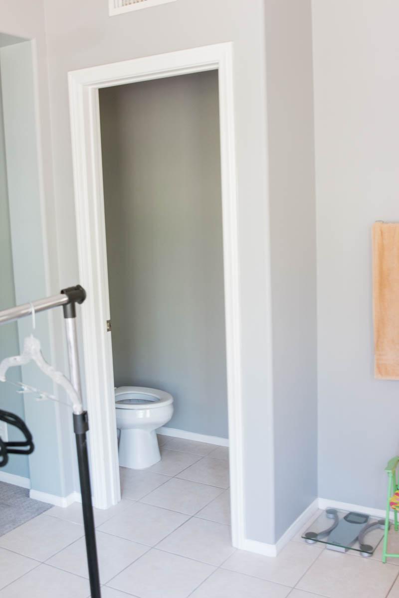 Bathroom Makeover on a Budget - Anita Yokota