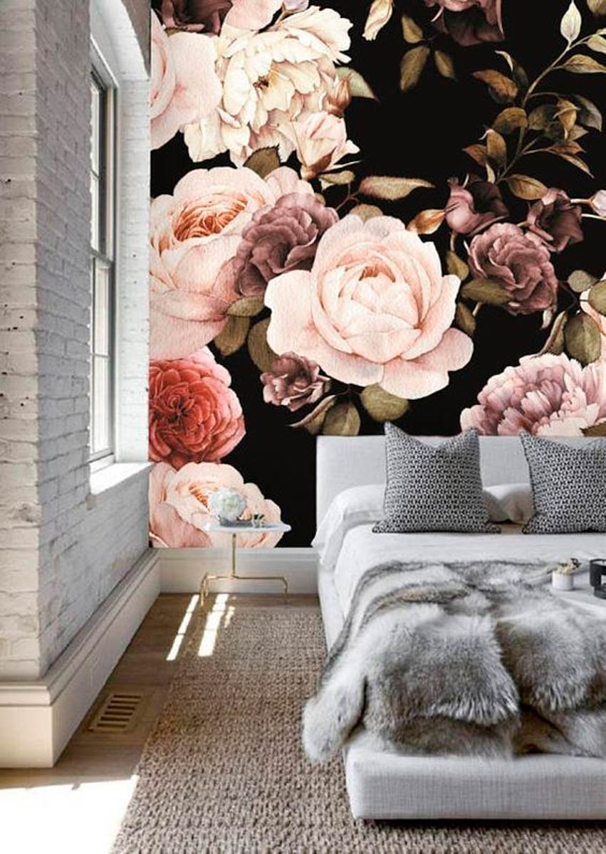bold removable wallpaper