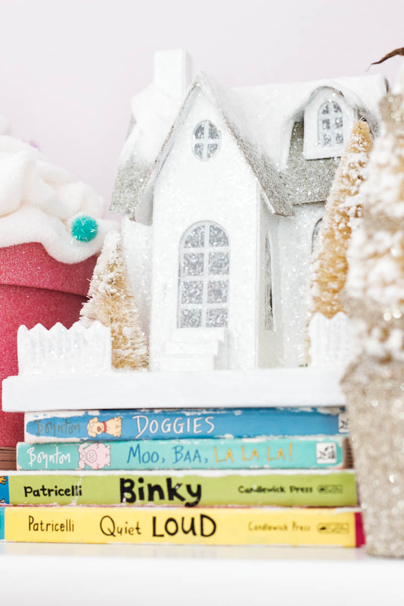 glitter houses kids books holiday room style tips and design