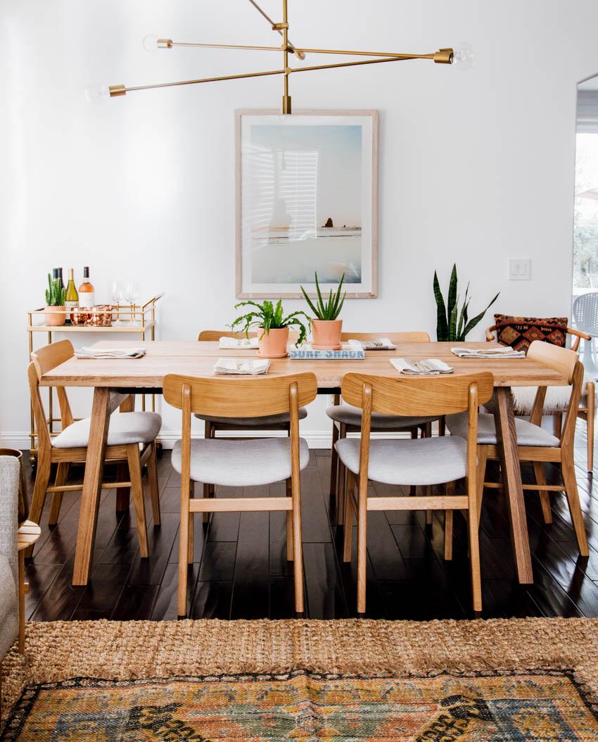 Scandinavian Dining Room Style Anita Yokota