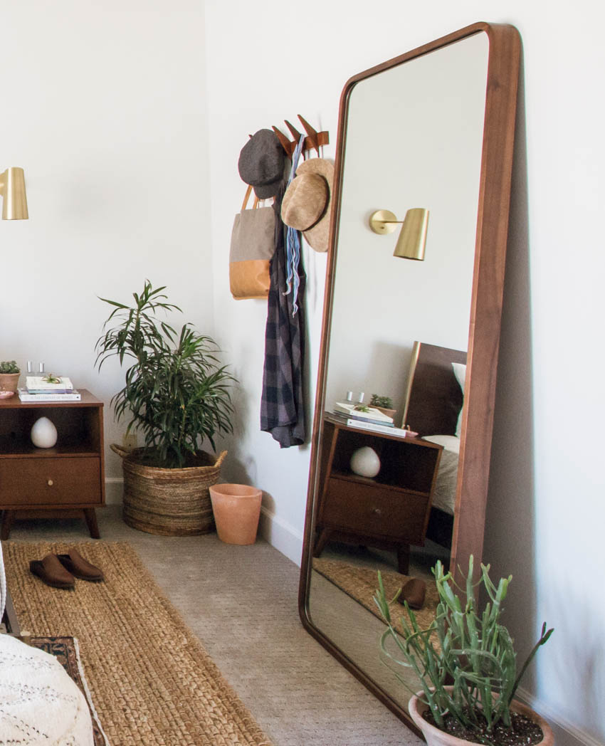 boho eclectic design parachute home rebecca atwood rejuvenation mirror