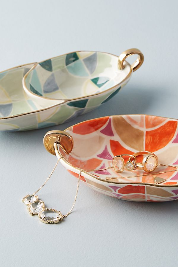 Anthropologie Trinket dishes