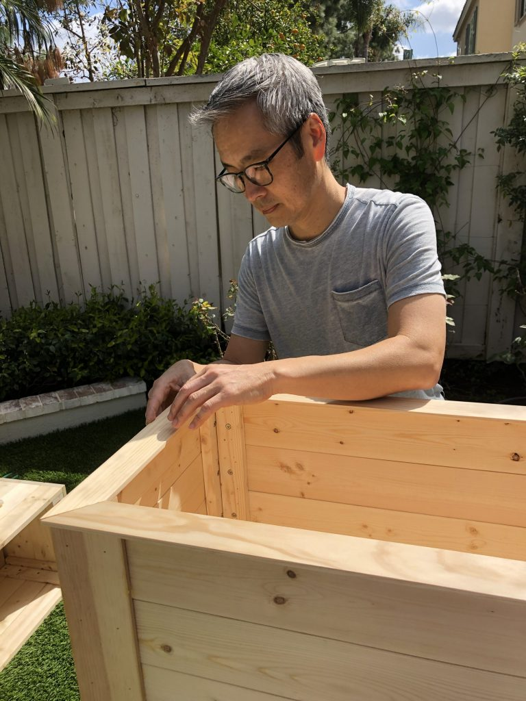 anitayokota.com Anita Yokota Method DIY Garden Boxes