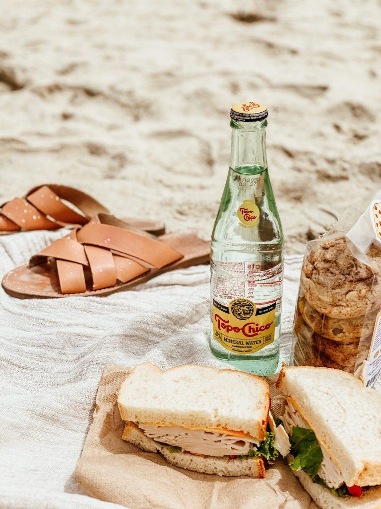 Anita Yokota method anitayokota.com Laguna Beach food picnic