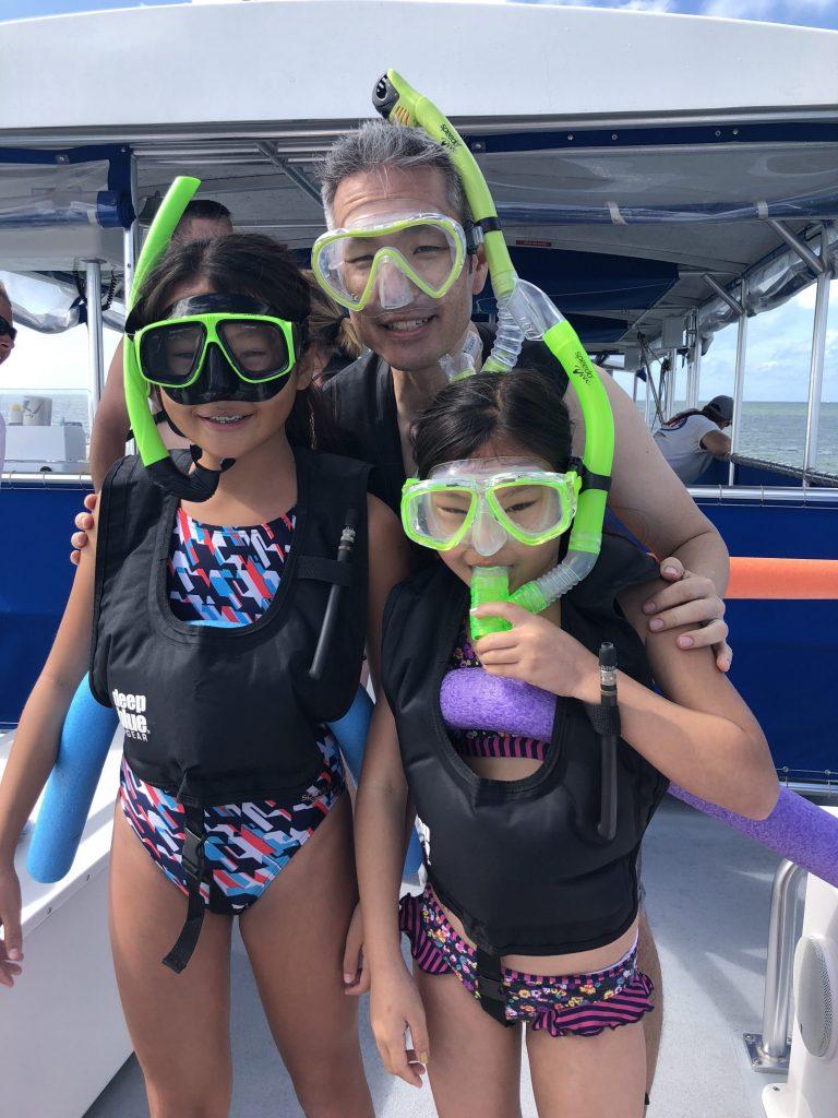 anitayokota.com Miami Fl snorkeling Anita Yokota method