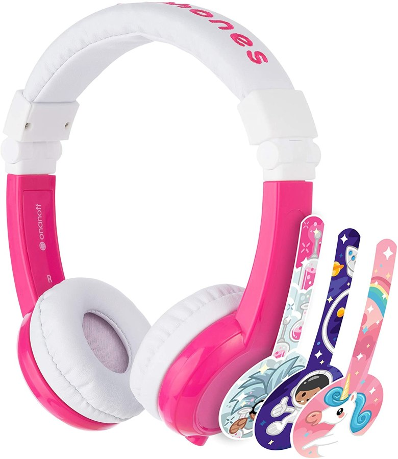Onanoff headphones