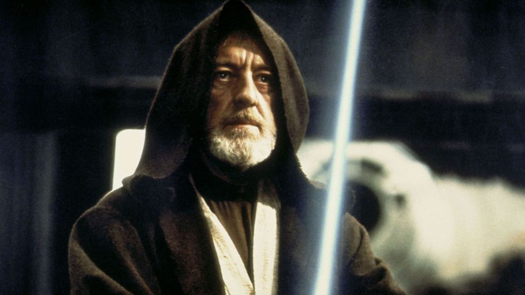 Alec Guinness may have hated Star Wars, but critics loved him in it.