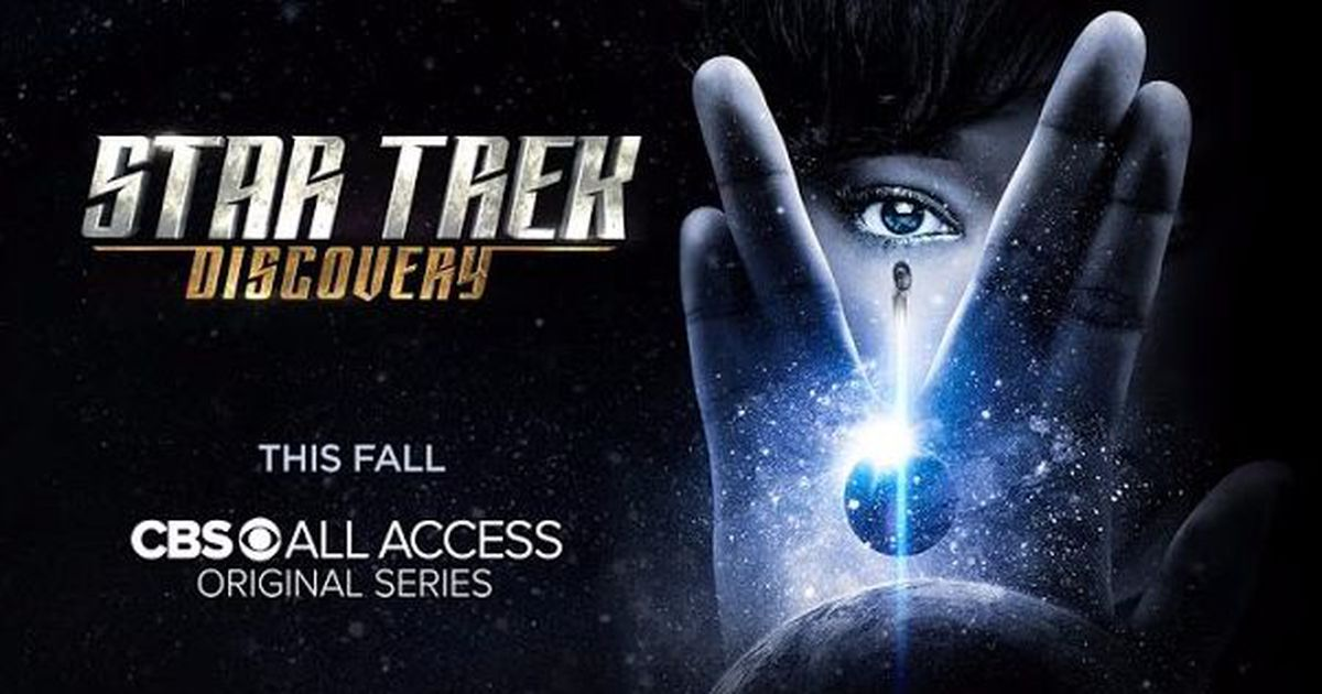 discovery' trailer boldly goes where no series has gone before, Presentation templates
