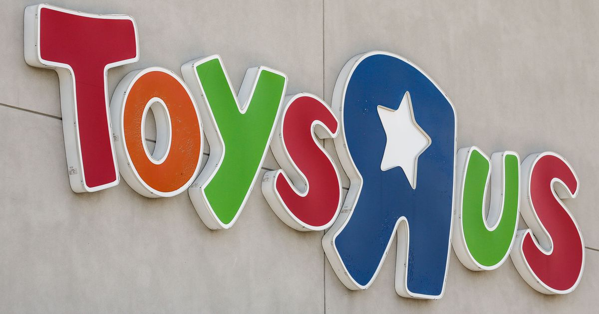Toys R Us Filed For Bankruptcy With Its Classic Jingle Anith