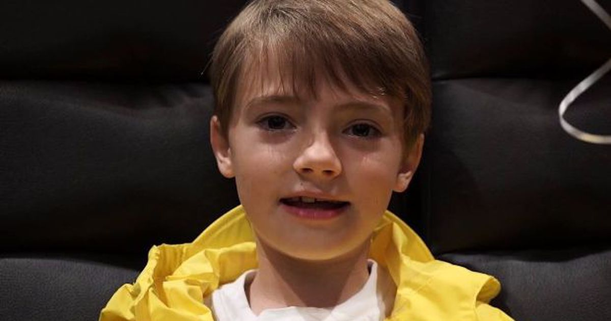 Georgie From It Wants You To Behave During Movies Anith
