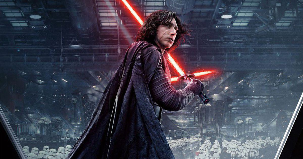 Adam Driver Was Pleased by His Last Jedi Shirtless Scene