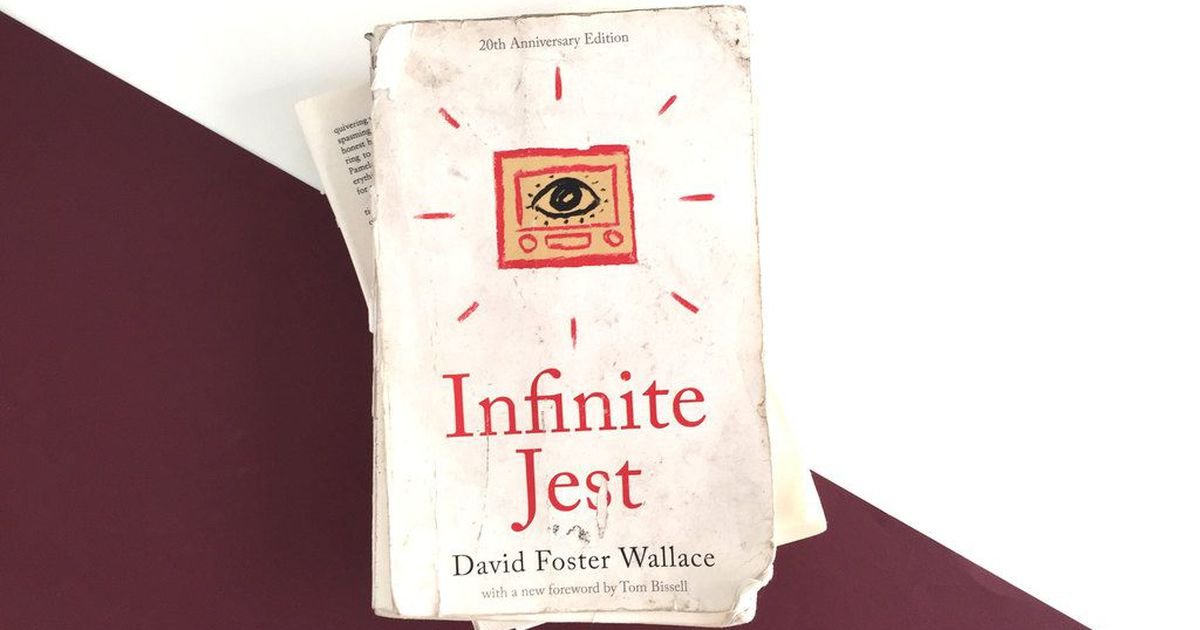 Infinite jest is really hard to talk about anith infinite jest is really hard to talk about malvernweather Image collections