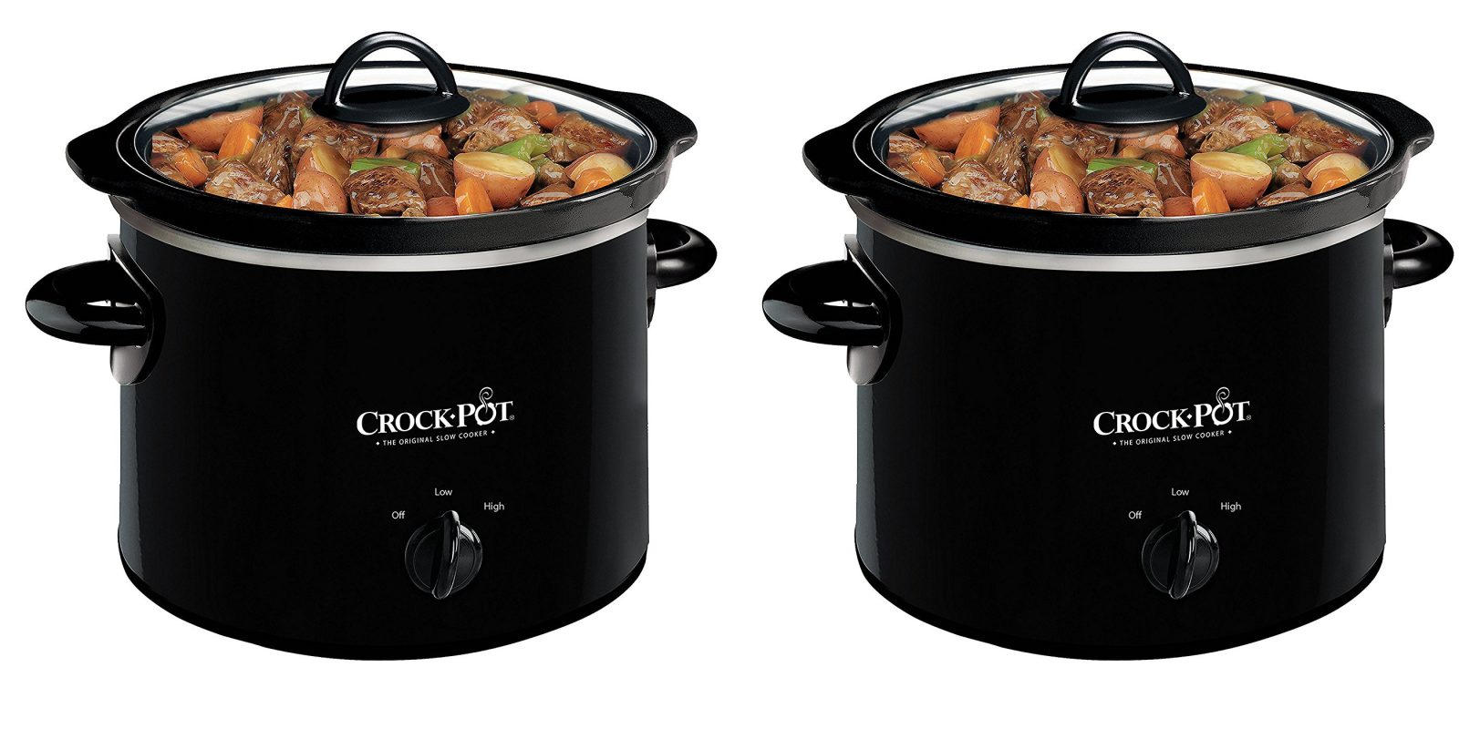 Bring Home A Brand New 2 Qt Crock Pot Slow Cooker For 850 Prime Shipped