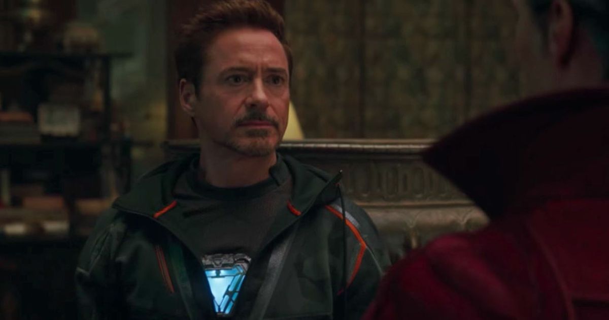 Infinity War' clip sees Iron Man and Doctor Strange ...