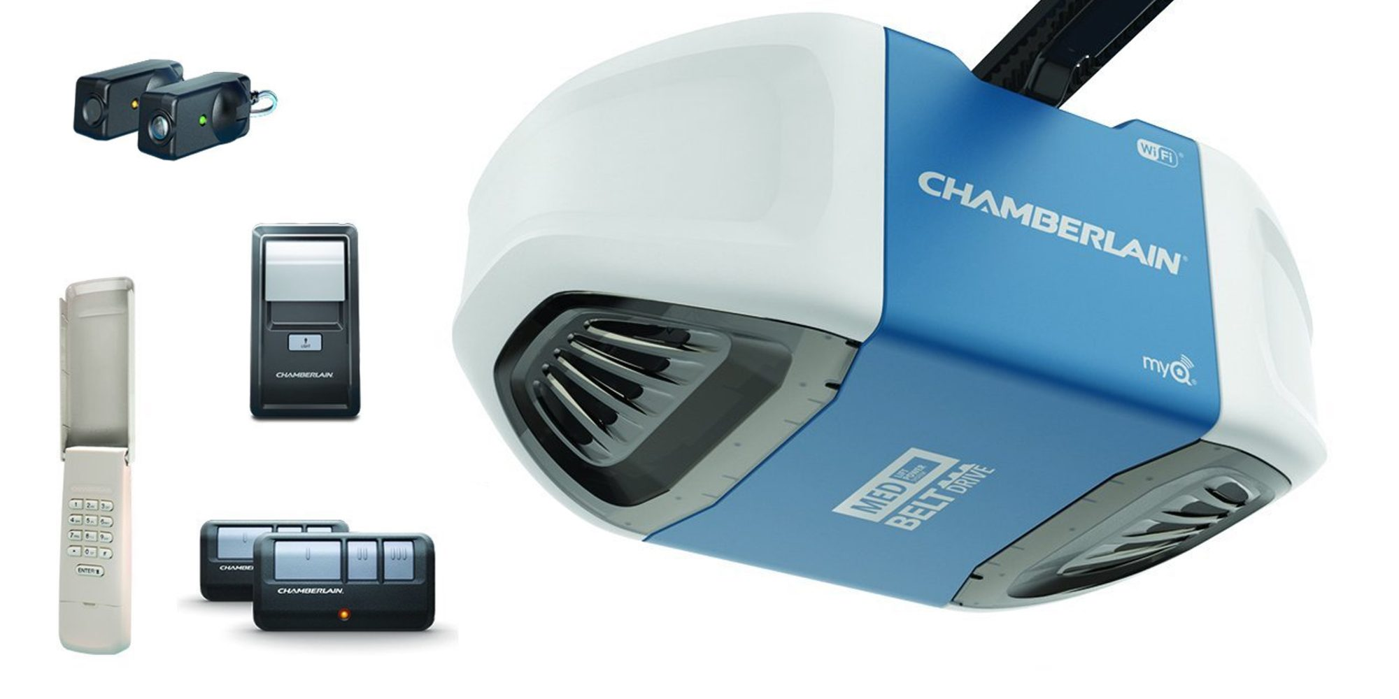 Chamberlains App Enabled Garage Door Opener Returns To 138 All