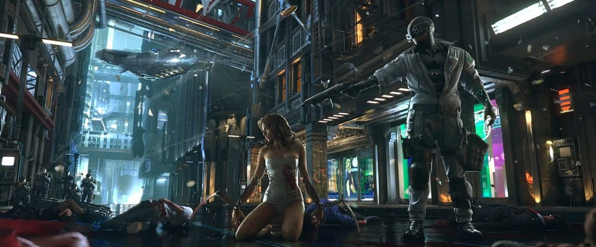 Cyberpunk 2077's Map Is Smaller Than Witcher 3, But More ...