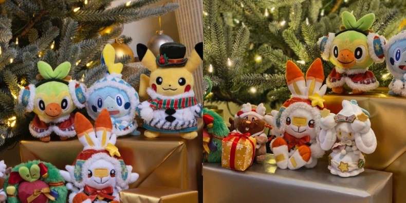Pokémon holiday