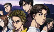 Initial D Legend Trilogy Coming to Theaters in North America