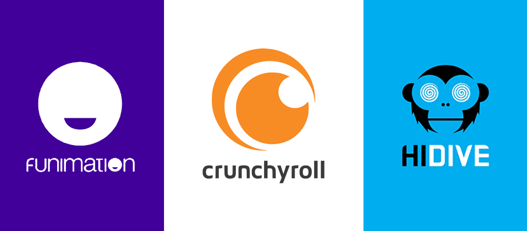 Crunchyroll & Funimation Partnership Concludes. HIDIVE to join VRV.