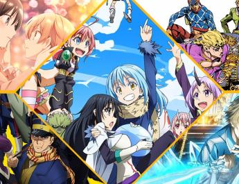 Anime Trending – Weekly Chart Recap #8
