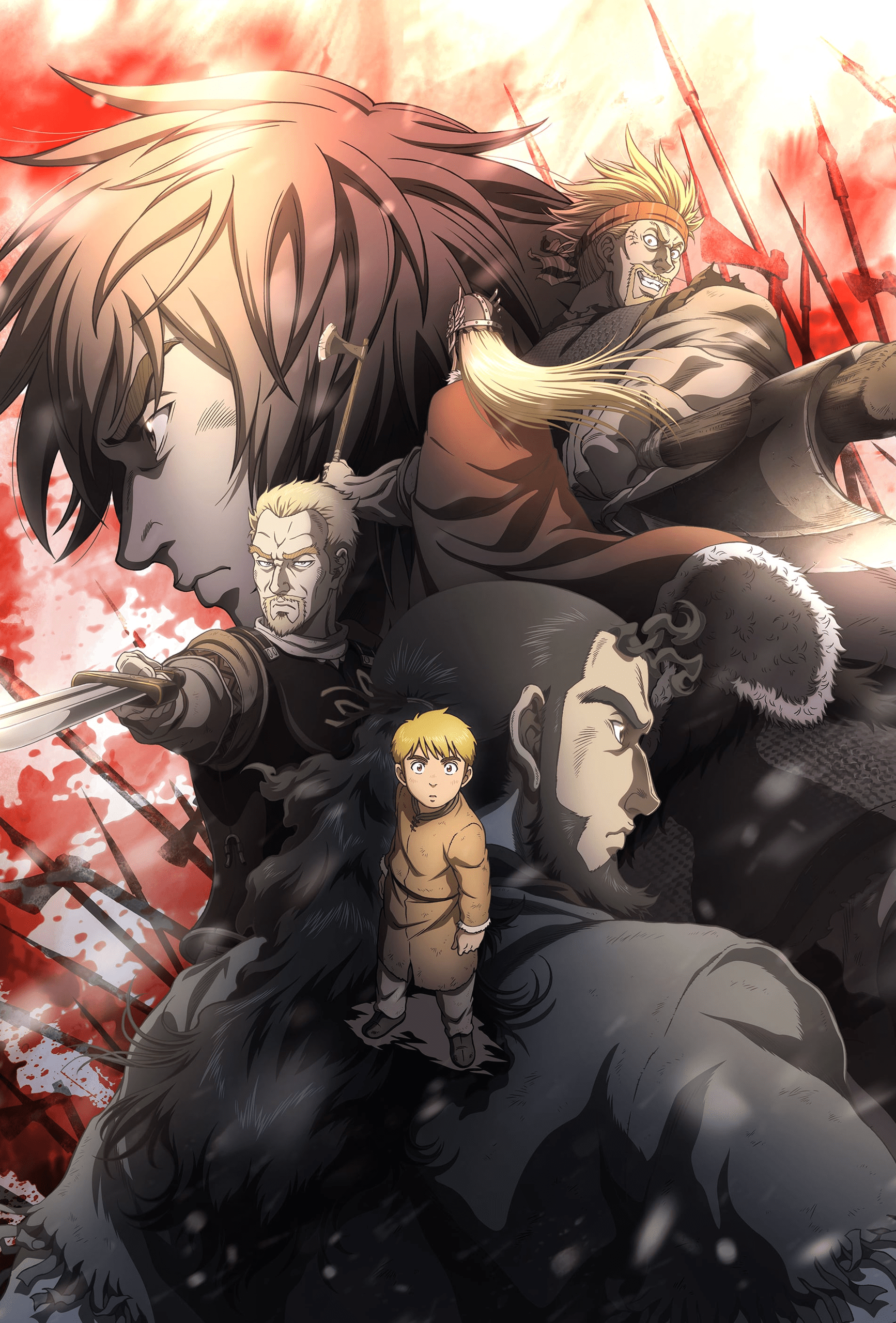 Vinland Saga Anime of the Year