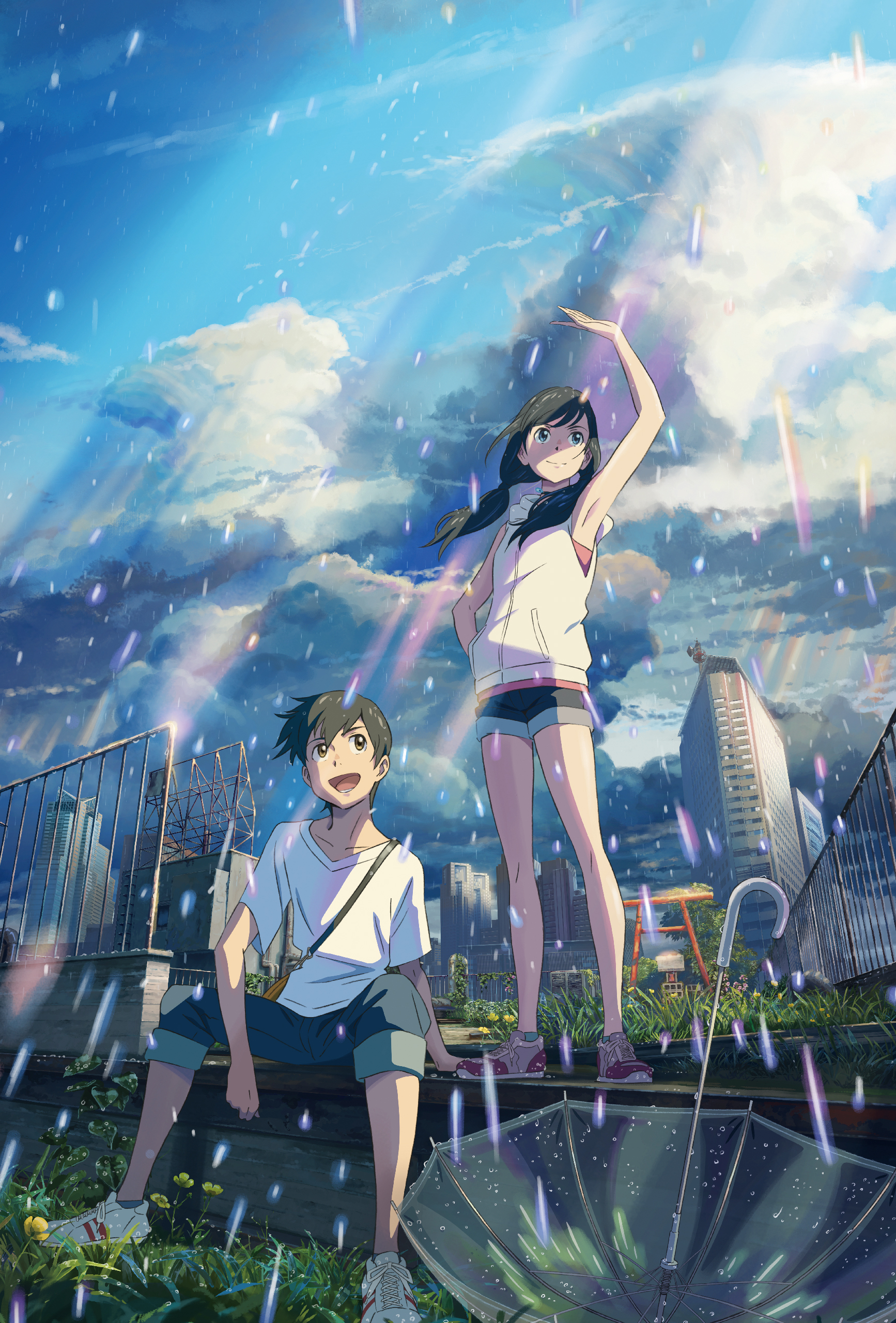 Weathering With You Anime Movie of the Year