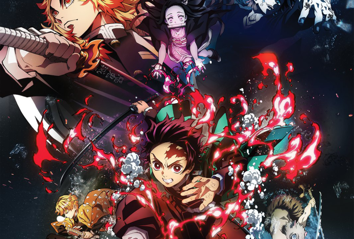 Demon Slayer Kimetsu No Yaiba The Movie Mugen Train Set For
