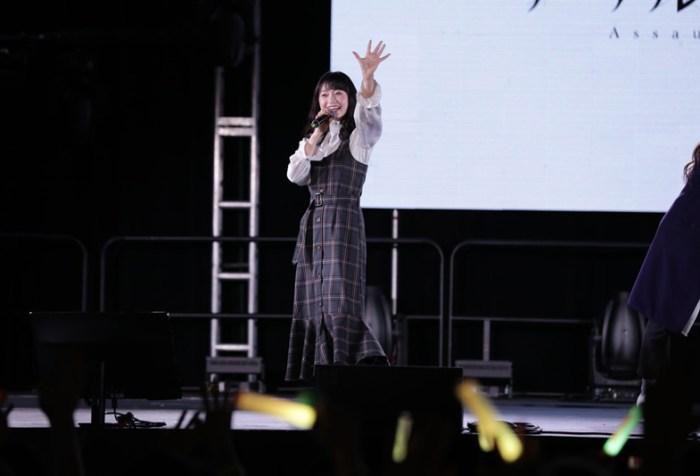 INTERVIEW: Assault Lily with Haruki Iwata (Yoshimura Thi Mai)