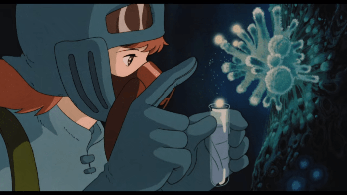 Ghibli Movie Discussion Nausicaa Of The Valley Of The Wind