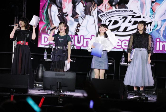 INTERVIEW: D4DJ at CharaExpo 2019