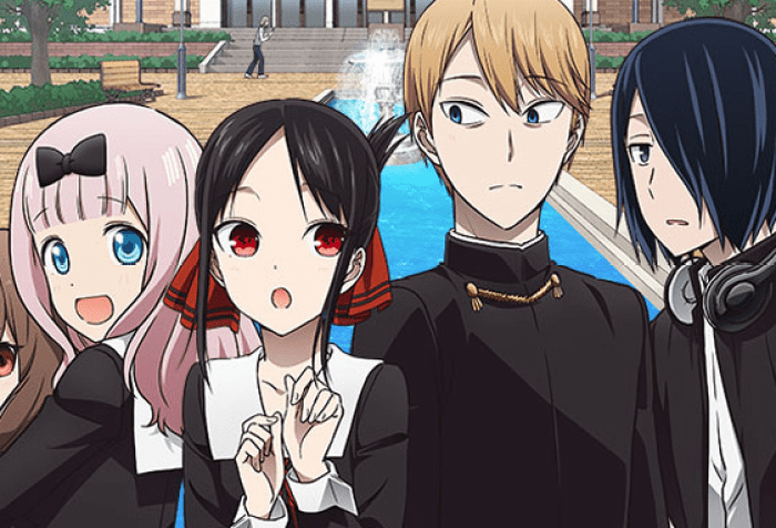 Kaguya-sama: Love is War Season 2 Wins Best Opening for the 7th Anime Trending Awards