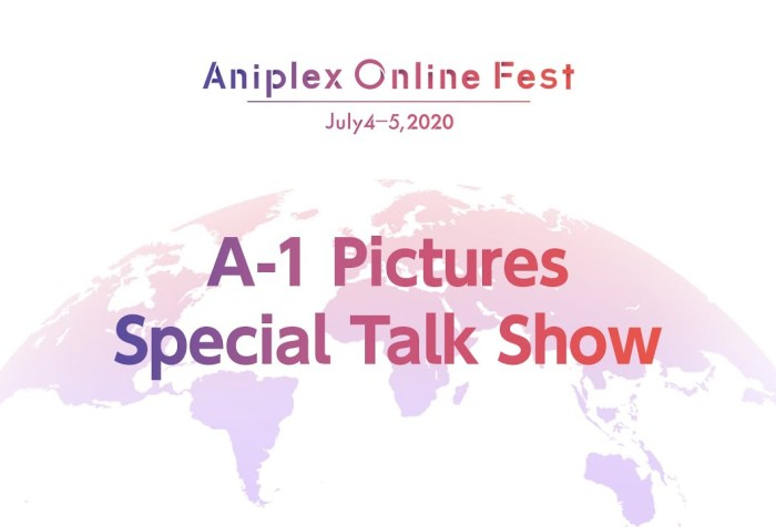 5 Things We Learned About Anime Production From The A-1 Pictures Special Talk Show