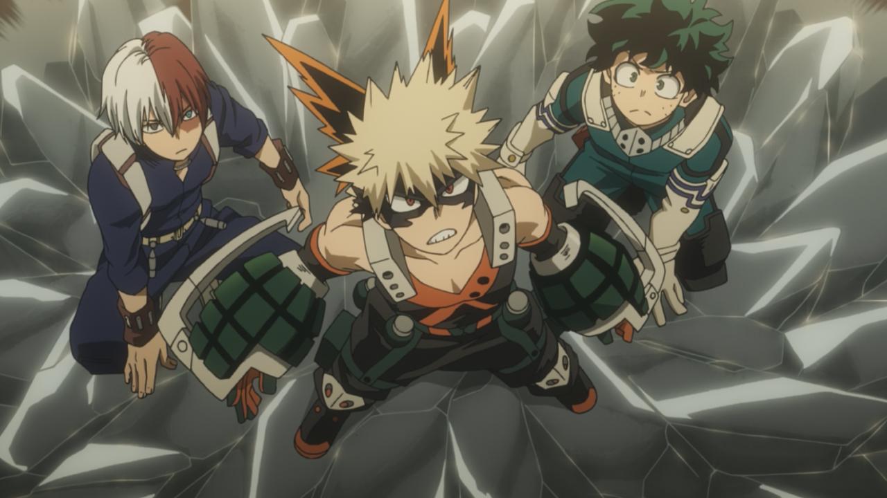 My Hero Academia OVA Episodes Announced for August 15