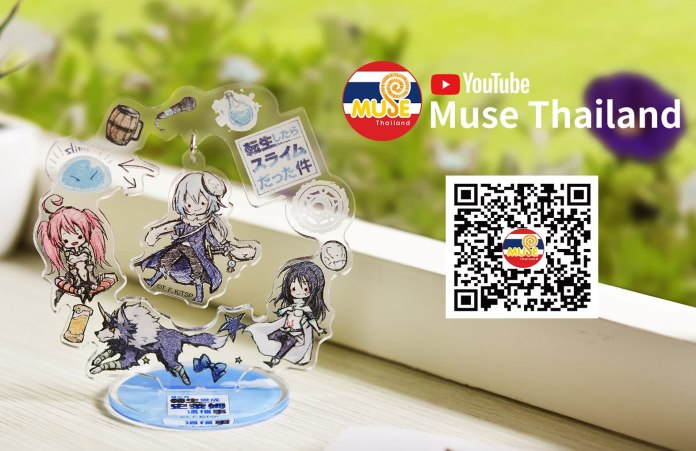 Muse Asia Launches Thailand Anime Youtube Channel