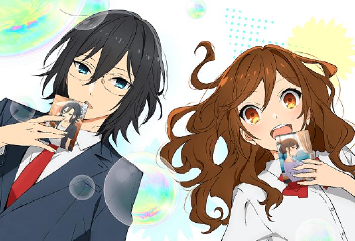 Horimiya Anime Adaptation Confirmed for January 2021