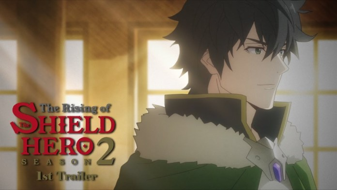 The Rising Of The Shield Hero Season 2 Confirmed For 2021