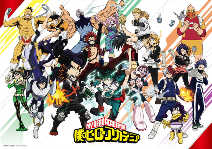 My Hero Academia Season 5 Release Date Announced, New Preview Trailer