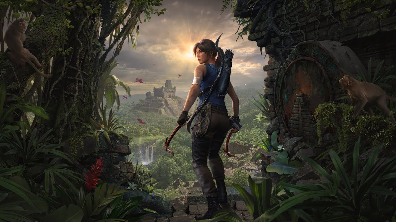 New SKULL ISLAND And TOMB RAIDER Animated Series In Development For Netflix