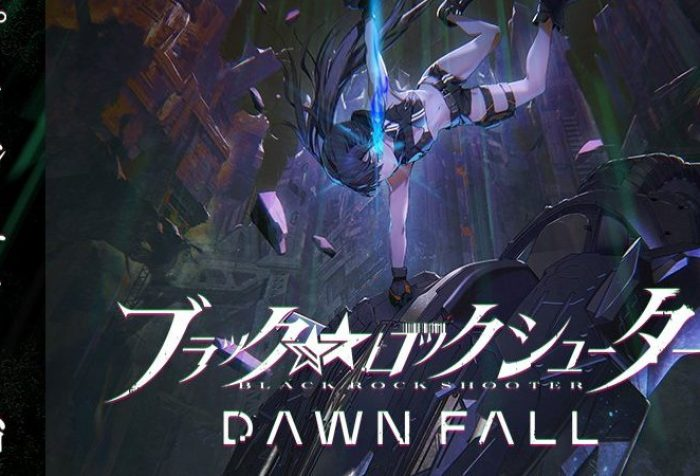 Black Rock Shooter: Dawn Fall Announced, Visual Released
