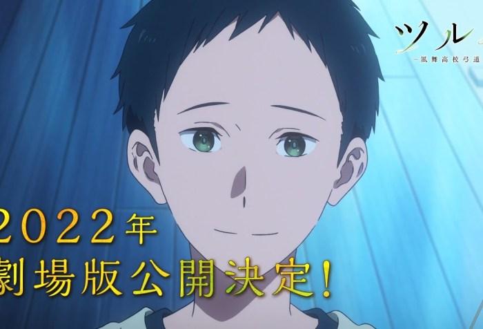 Tsurune Movie Gets 2022 Release, New Trailer