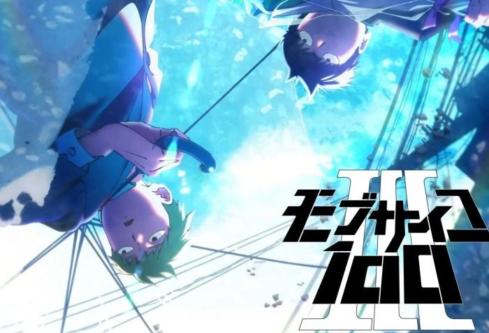 Mob Psycho 100 Season 3 Anime In Production